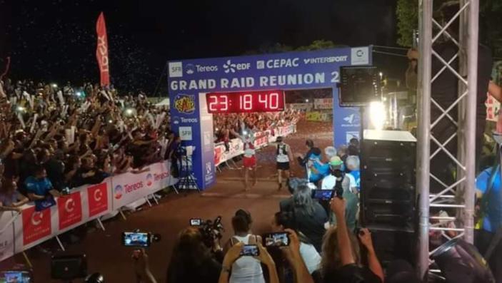 Grand Raid Réunion 2018 : Les vainqueurs sont François D'Haene et Benoît Girondel