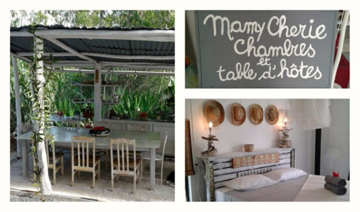 [La chronique d'Emannuelle] Rodrigues: Mamy Chérie, Table et Chambres d'Hôte de Charme!