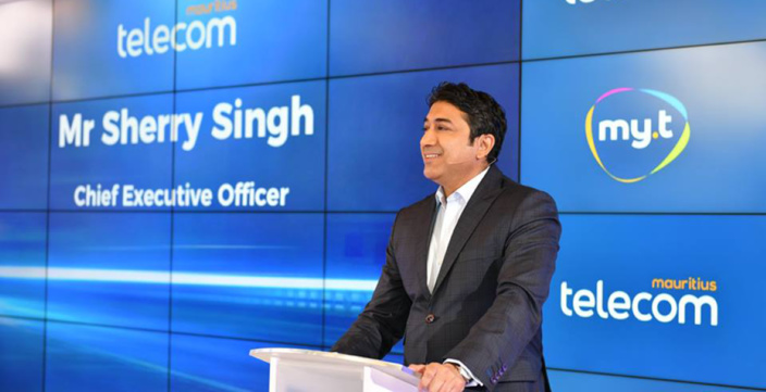 Le CEO de Mauritius Telecom, Sherry Singh n'a pas eu gain de cause contre le couple Ruhomally