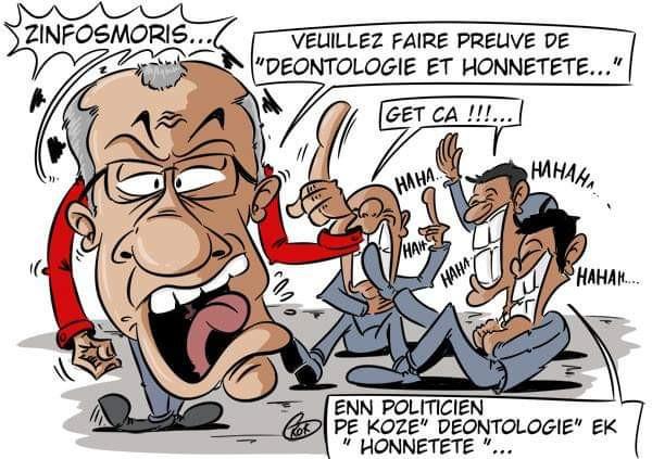 Déontologie et Honnêteté !