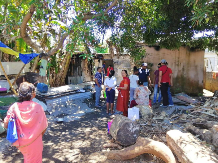 Flacq : Une maison détruite par un incendie