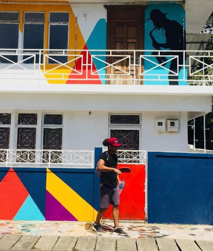 L'image du jour : Colour for Change...Mo'zar