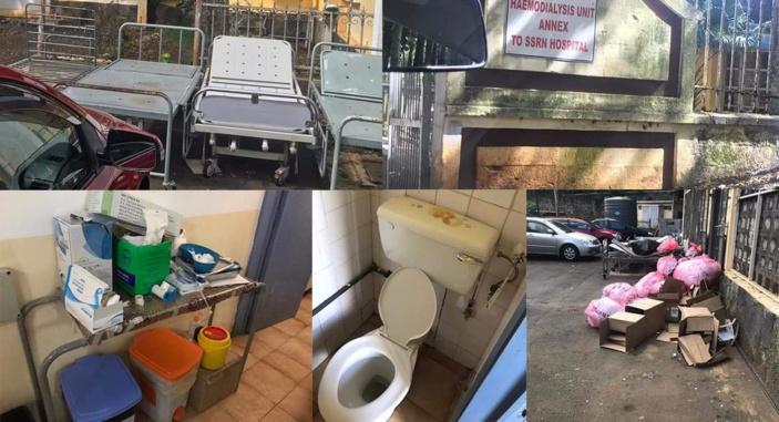 PQN : La mauvaise qualité de l'hygiène et du service de dialyse dans les hôpitaux mise en avant