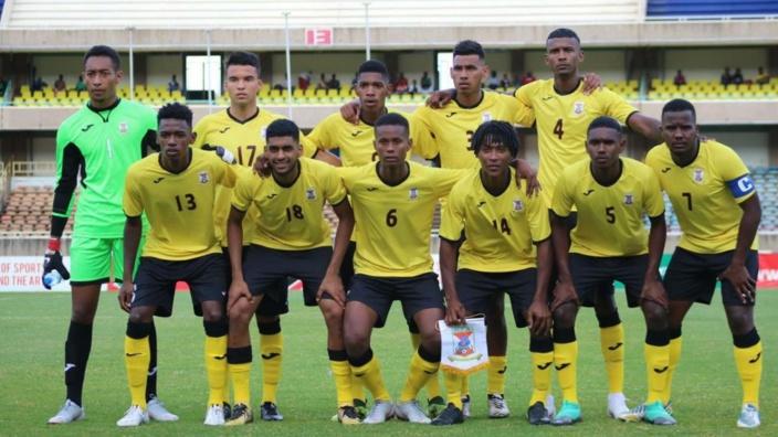 Coupe d'Afrique des nations U23: Maurice s'écrase 5-0 face au Kenya