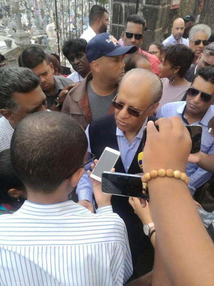 Navin Ramgoolam répond du tac-au-tac à Pravind Jugnauth