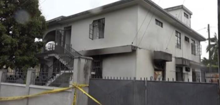 Incendie à Vacoas : Le compagnon de la jeune femme serait passé aux aveux