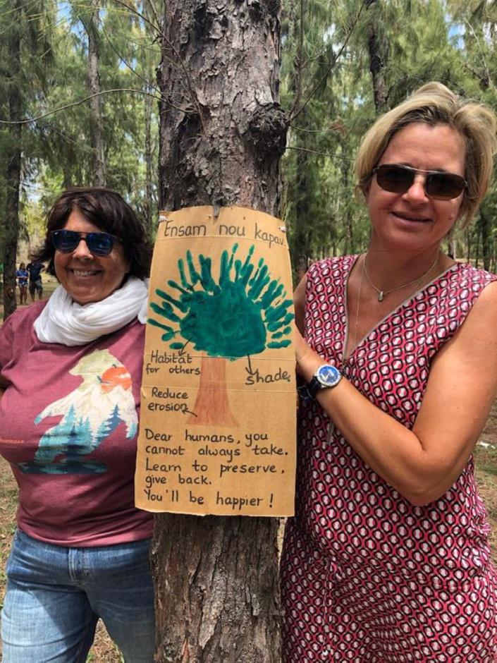 [Vidéo] Anse-La-Raie: Une mobilisation de plus de 200 personnes
