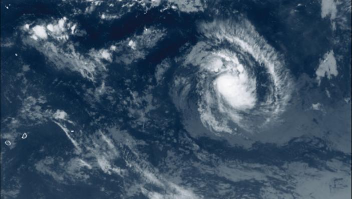 Le système Bouchra continue de montrer des signes d'intensification