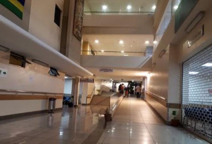 Hôpital Jeetoo.