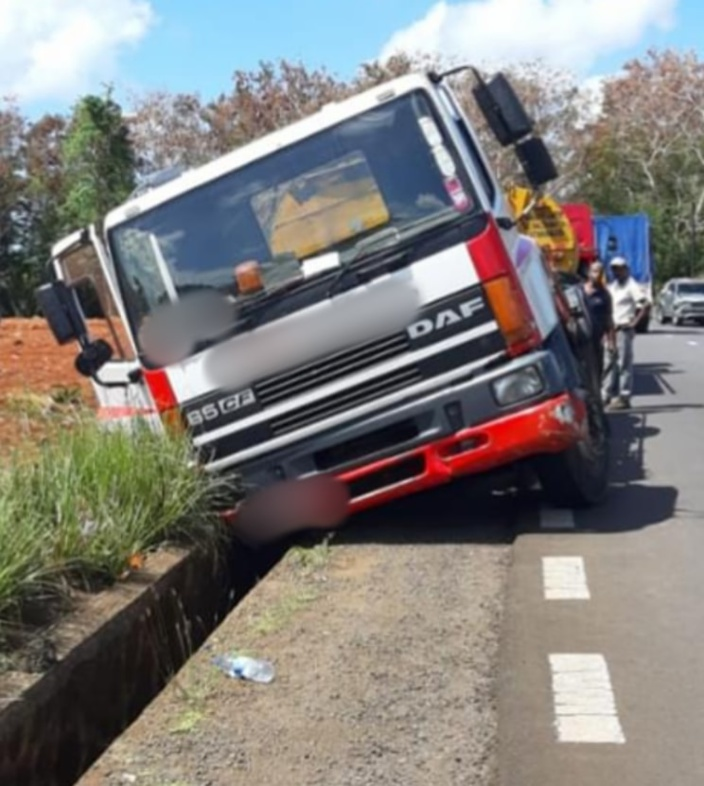4 blessés dans un accident à Solitude