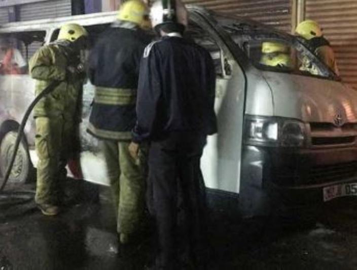 Plaine Verte : Deux véhicules incendiées chez la famille Bolaki