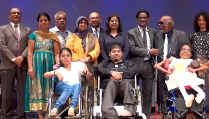 Étienne Sinatambou annonce l'introduction du Disability Bill l'année prochaine