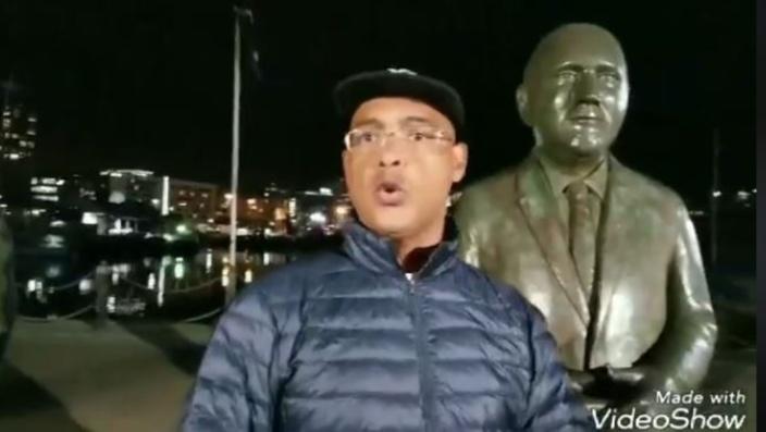 [Vidéo] Alain Jeannot au pays de Nelson Mandela