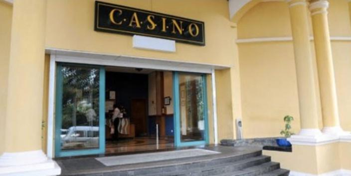 Manifestation des employés des Casinos de Maurice