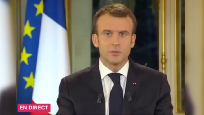 [France] Emmanuel Macron s'est exprimé face à la colère des gilets jaunes