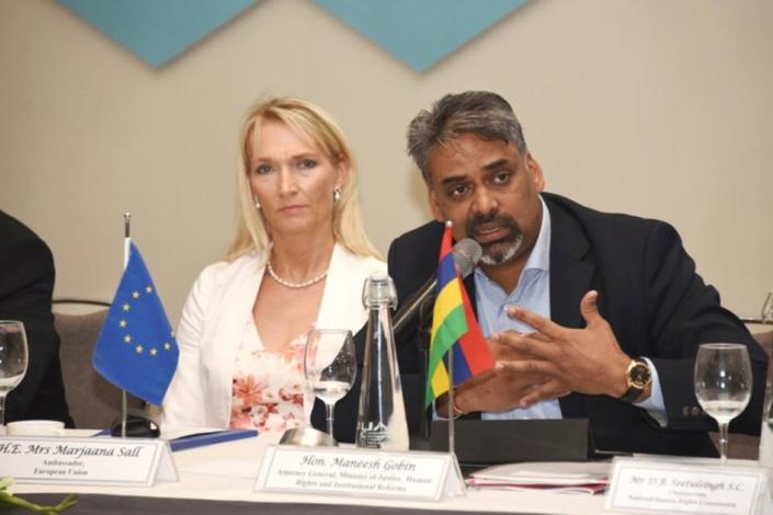 Discrimination des LGBTI à Maurice : Maneesh Gobin toujours dans l'ambivalence