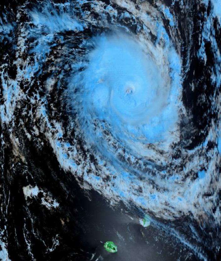 CILIDIA : Maurice est en alerte 2
