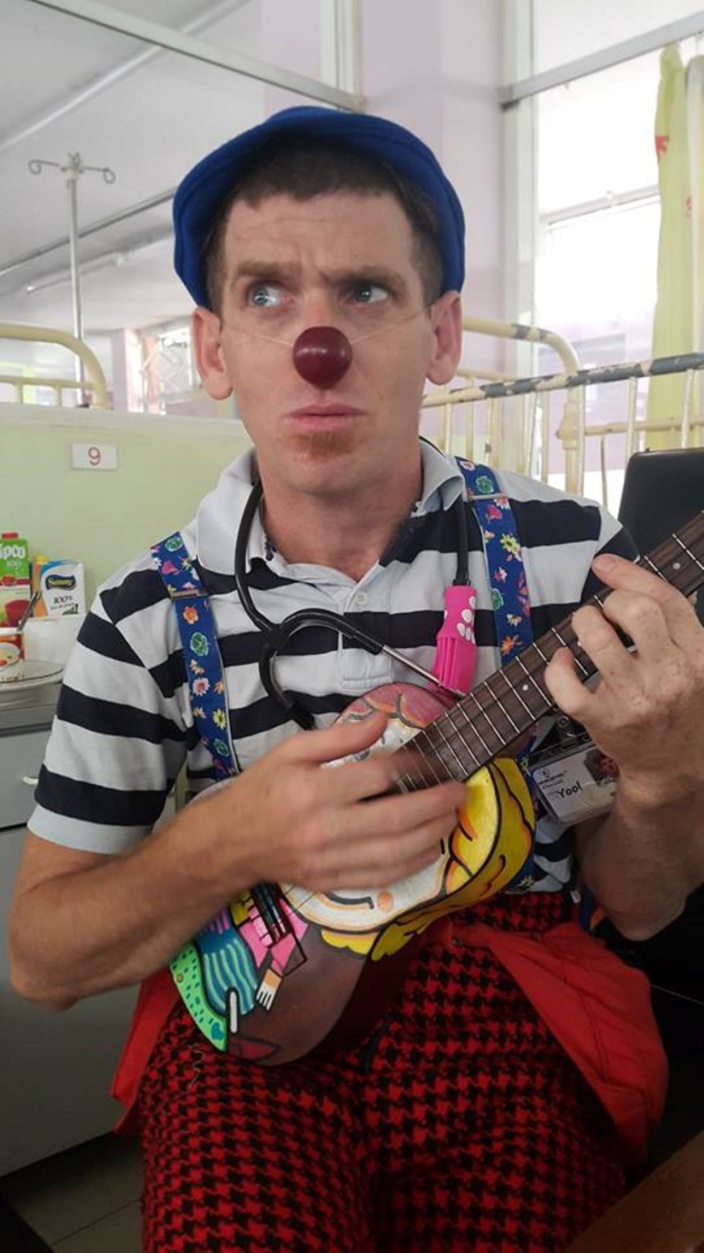 Mauritius Medical Clowns Project : Stories from the hospital#7
