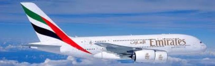 Emirates desservira Maurice qu'une fois par jour du 15 avril jusqu'à la fin de mai
