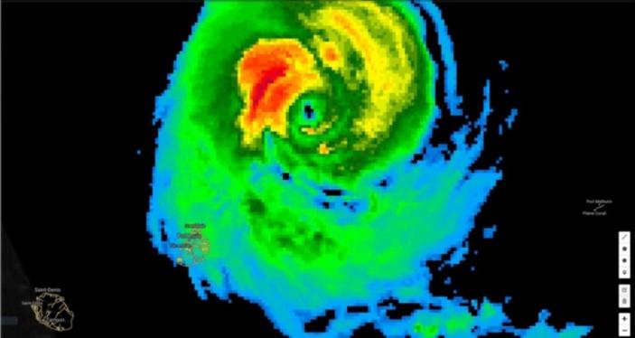 CILIDA : Un avertissement de cyclone de classe 2 reste en vigueur à Maurice
