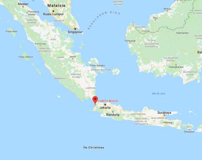 Indonésie : au moins 168 morts après un tsunami provoqué par une éruption volcanique
