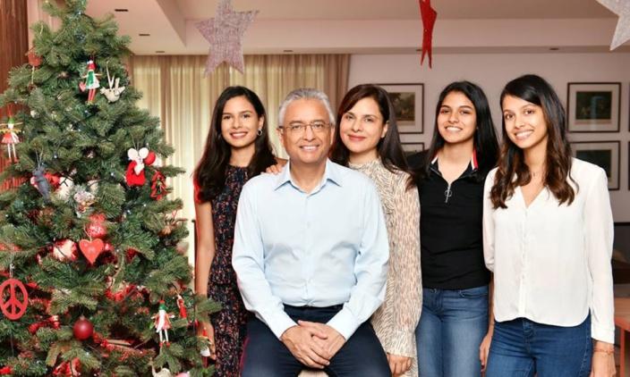 Album de famille Noël 2018