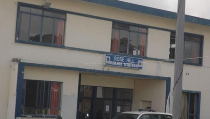Allégation de viol à Sainte-Croix