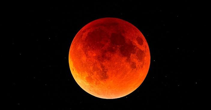 A vos agendas ! Ne ratez pas l'éclipse totale de Lune du 21 janvier