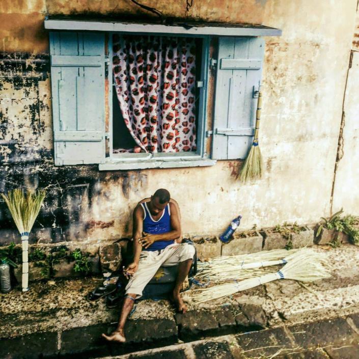 Image du jour : Artisan Balié Fatak à Porlwi