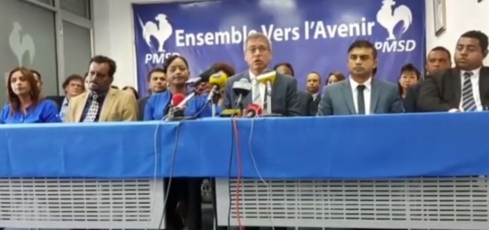 Xavier-Luc Duval : « Le GM a raté une occasion de consolider les liens entre Maurice et le Mozambique »