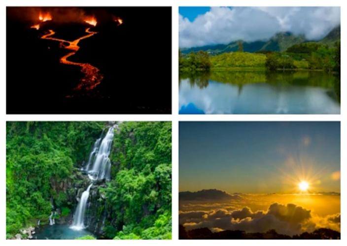 [Vidéo] Timelapse Ile de la Réunion : 3 minutes pour en prendre plein les yeux