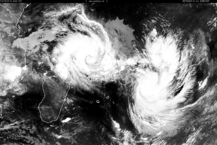 [Météo] GELENA s'intensifie en un Cyclone Tropicale Intense