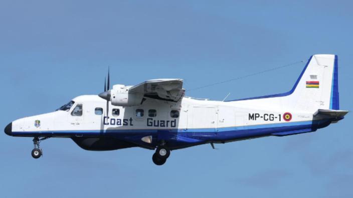 Grand-Baie : Opération de recherche avec l'aide du Dornier, en vue de retrouver Warren Wong