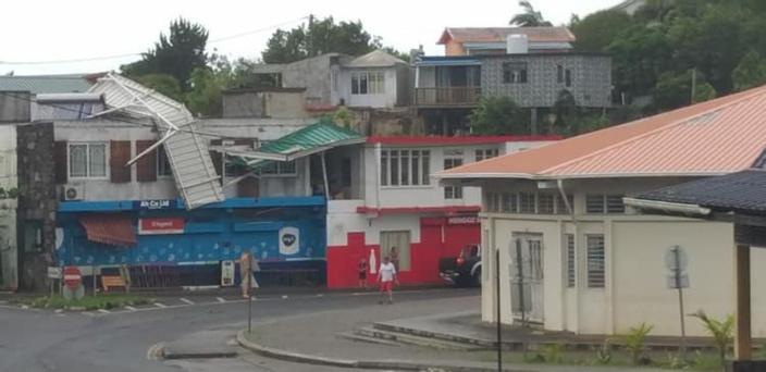 L'heure du bilan à Rodrigues, après le passage du cycone intense GELENA