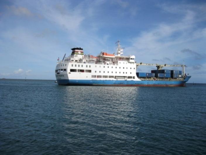 Des travailleurs indiens bloqués à bord du Trochetia à Agalega