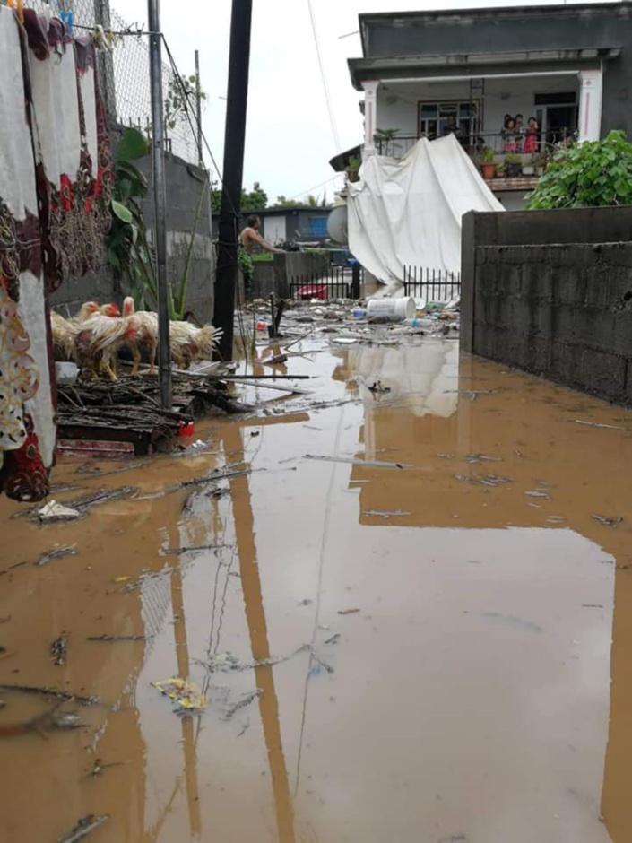 Grosses pluies : Des sinistrés à Terre-Rouge