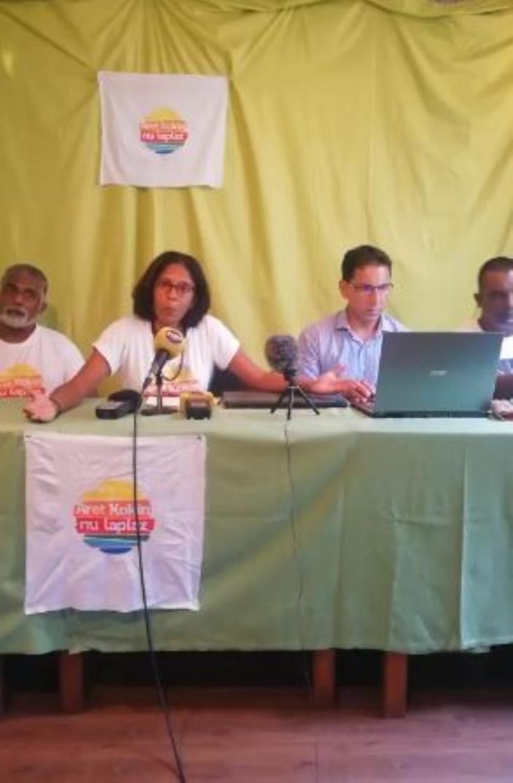 La réponse cinglante du collectif AKNL face au gouvernement qui accentue les coups de pression
