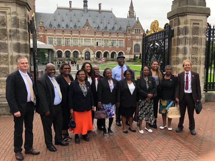 Chagos : La délégation mauricienne retourne demain