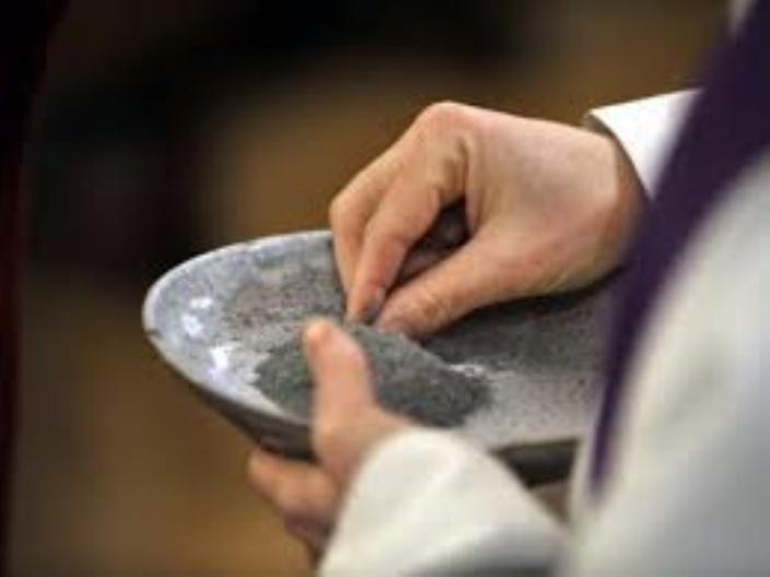 Mercredi des cendres : début du carême