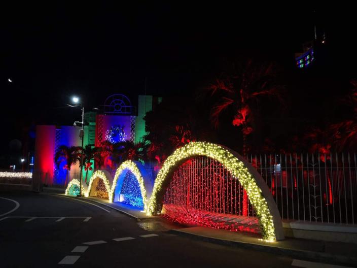 [Diaporama] Port-Louis en quadricolore