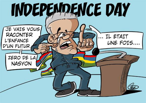 [KOK] Le dessin du jour : Independence Day