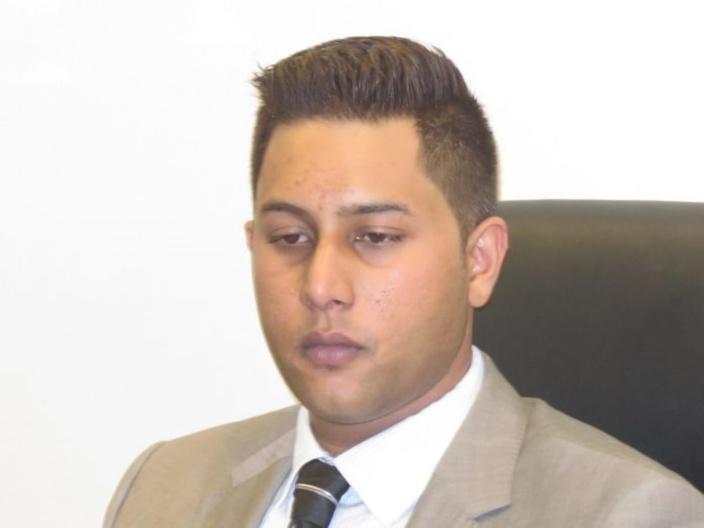 Le fils de Nandanee Soornack arrêté pour possession de drogue