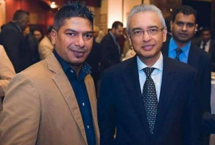 Niko Ganesh, le collaborateur du ministre Sesungkur consigne une déposition à la CCID contre l'express