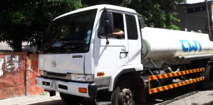 Curepipe : Fourniture d'eau interrompue jusqu'à ce dimanche après-midi
