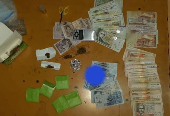Mahébourg : Le père des quadruplés arrêté en possession de drogue