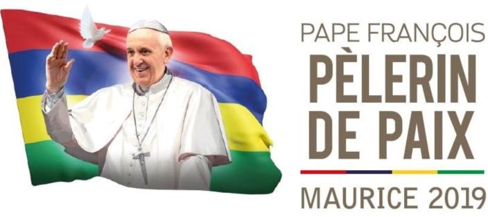Le Pape François à Maurice le 9 septembre 2019 !