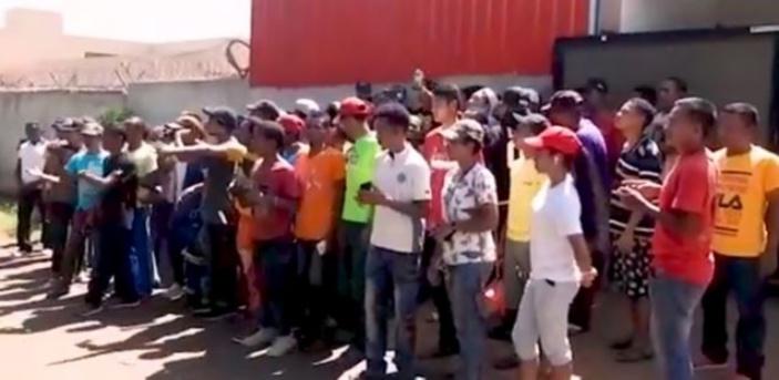 Les malgaches de Firemount Textile Ltd en grève