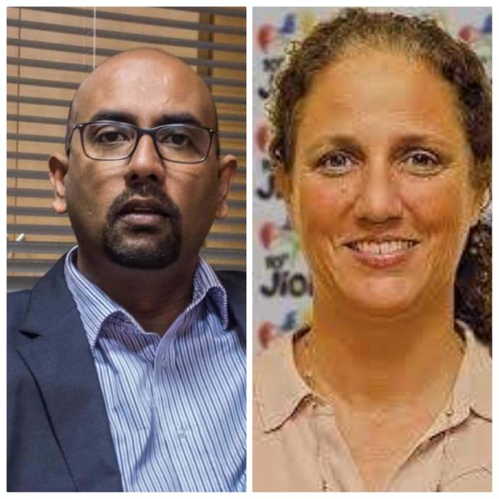 La garde rapprochée du Premier ministre : Un ex steward et une coach sportive