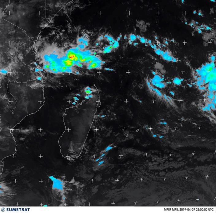 [Météo] Temps pluvio-orageux dès ce lundi soir jusqu'à demain mardi