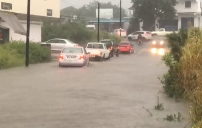 [Vidéo] Mauvais temps : La région de Goodlands sous les eaux